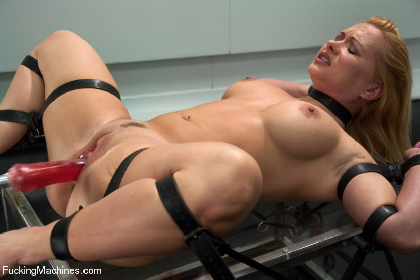 Fucking Machines Squirt Mature